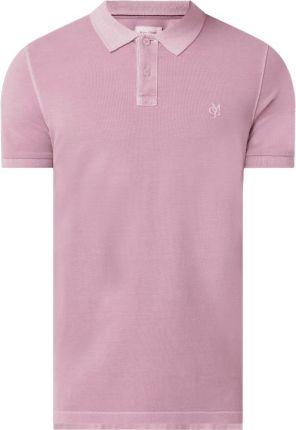 Koszulka polo z bawełny ekologicznej - Ceny i opinie T-shirty i koszulki męskie ISKI