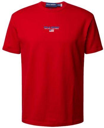 T shirt o kroju classic fit z wyhaftowanym logo - Ceny i opinie T-shirty i koszulki męskie RKWU