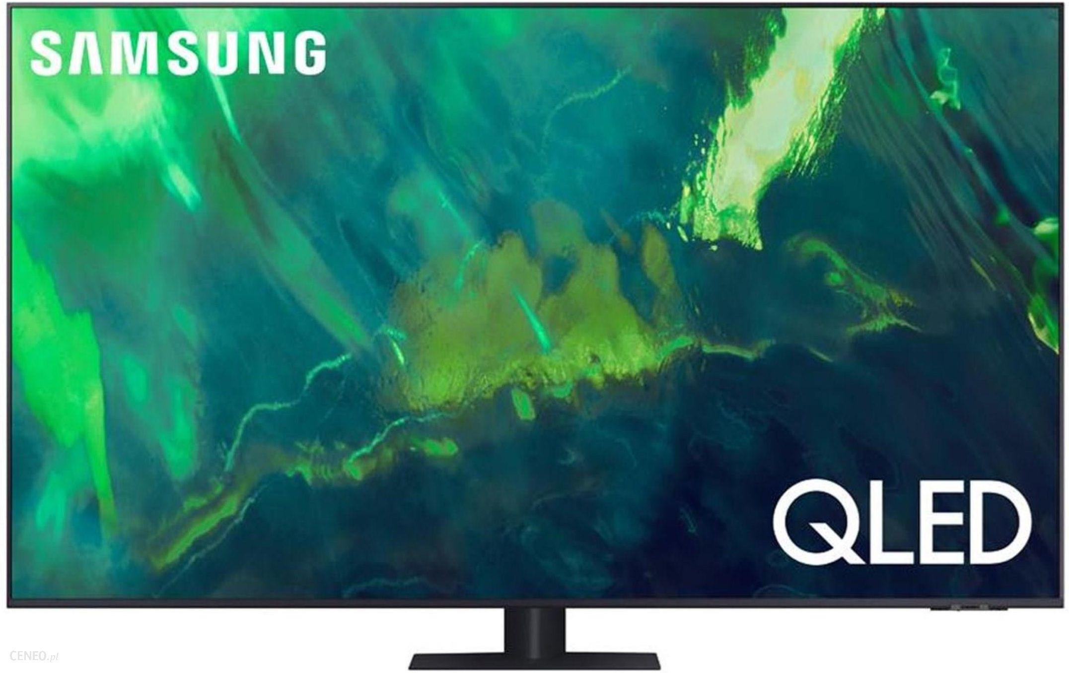 Telewizor Samsung QLED 2021 QE65Q77A - zdjęcie 1
