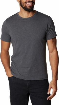 T shirt Columbia High Dune Graphic Tee shark - Ceny i opinie T-shirty i koszulki męskie YYEF