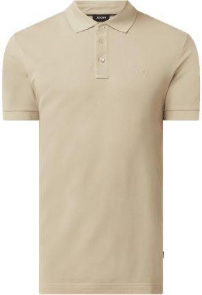 Koszulka polo z bawełny pima model 'Primus' - Ceny i opinie T-shirty i koszulki męskie JWXM