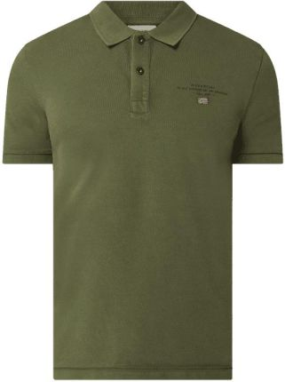 Koszulka polo z piki model 'Elbas' - Ceny i opinie T-shirty i koszulki męskie RKMY