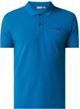 Koszulka polo z piki model 'Elbas' - Ceny i opinie T-shirty i koszulki męskie WTDO