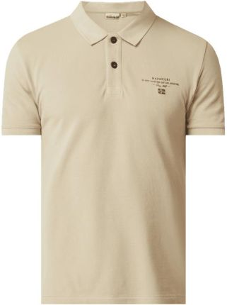 Koszulka polo z piki model 'Elbas' - Ceny i opinie T-shirty i koszulki męskie BOVA