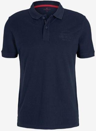 Tom Tailor Polo Koszulka Niebieski - Ceny i opinie T-shirty i koszulki męskie PLBF
