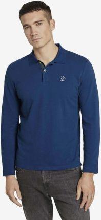 Tom Tailor Polo Koszulka Niebieski - Ceny i opinie T-shirty i koszulki męskie SECS