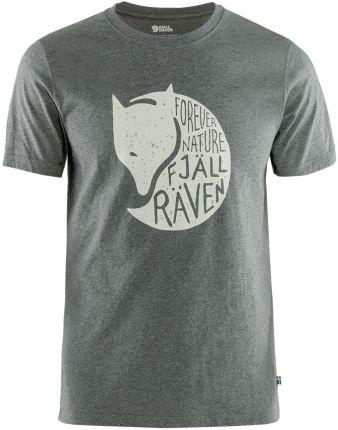 Koszulka Fjallraven Forever Nature T shirt stone grey - Ceny i opinie T-shirty i koszulki męskie VUTI