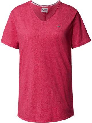 T shirt z wyhaftowanym logo - Ceny i opinie T-shirty i koszulki męskie HIHI