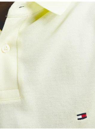 Tommy Hilfiger Polo Męskie 1985 ŻÓłty XL - Ceny i opinie T-shirty i koszulki męskie XTMI