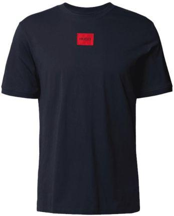 T shirt z bawełny model 'Diragolino212' - Ceny i opinie T-shirty i koszulki męskie BQRU