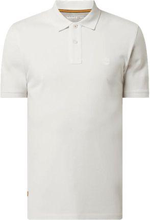 Koszulka polo o kroju regular fit z piki model 'Millers River' - Ceny i opinie T-shirty i koszulki męskie BRNT