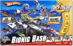 Mattel Hot Wheels Trick Tracks Bionic Bash T2293