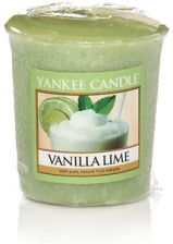 Yankee Candle VANILLA LIME sampler
