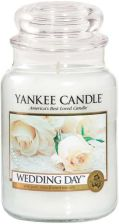 Yankee Candle WEDDING DAY mały słoik