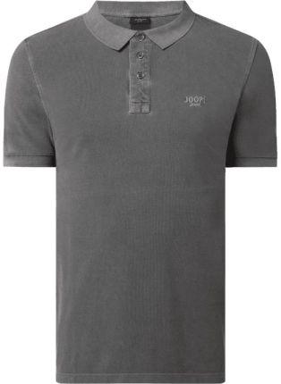 Koszulka polo o kroju modern fit z piki model 'Ambrosio' - Ceny i opinie T-shirty i koszulki męskie UVCX
