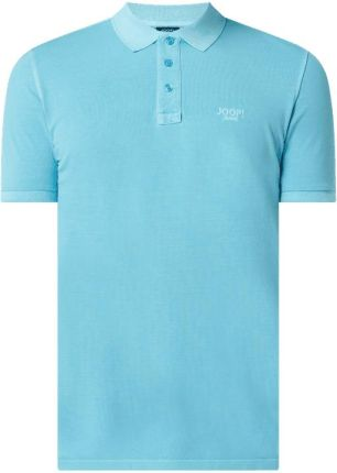 Koszulka polo o kroju modern fit z piki model 'Ambrosio' - Ceny i opinie T-shirty i koszulki męskie FGNK
