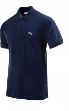 PolÓwka męska Lacoste L1212-166 - L - Ceny i opinie T-shirty i koszulki męskie YFUZ