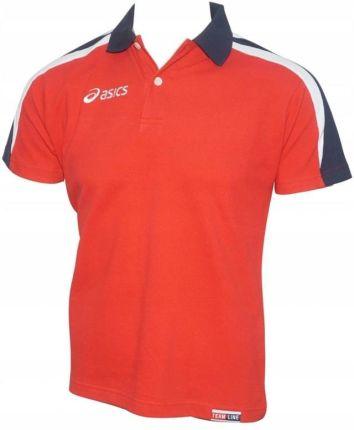 Asics koszulka męska polo polÓwka Wyprzedaz S - Ceny i opinie T-shirty i koszulki męskie XZPM