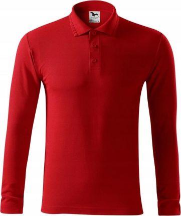Adler Malfini 221 koszulka polo długi rękaw S - Ceny i opinie T-shirty i koszulki męskie WSNF