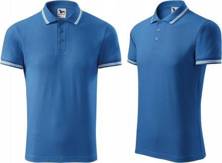 Malfini Urban 219 męska koszulka polo Jakość XXXL - Ceny i opinie T-shirty i koszulki męskie NYXA