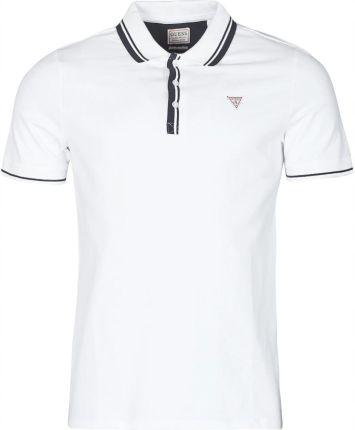 Guess Koszulka Polo XL Męska Slim Fit M1RP60 K7O61 - Ceny i opinie T-shirty i koszulki męskie OFHY