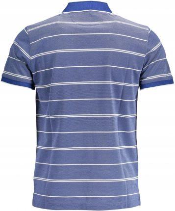 Gant Koszulka polo męska w paski krÓtki rękaw L - Ceny i opinie T-shirty i koszulki męskie STUU