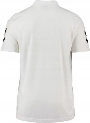 Koszulka Męska Hummel Core Cotton Polo 3XL - Ceny i opinie T-shirty i koszulki męskie YXYZ