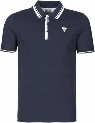 Guess Koszulka Polo XL Męska Slim Fit M1RP60 K7O61 - Ceny i opinie T-shirty i koszulki męskie JJUS