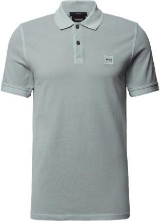 Koszulka polo z bawełny model 'Prime' - Ceny i opinie T-shirty i koszulki męskie AUZI