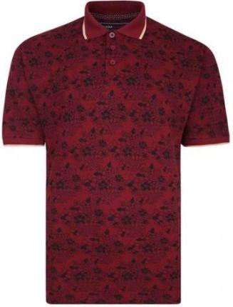 KAM 5430 Koszulka Polo Duże Rozmiary - Ceny i opinie T-shirty i koszulki męskie IIYF