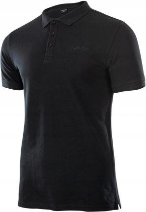 Koszulka Polo Romso Hi-tec czarna r.XL - Ceny i opinie T-shirty i koszulki męskie JTVJ