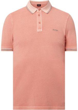 Koszulka polo o kroju modern fit z bawełny - Ceny i opinie T-shirty i koszulki męskie TCOT