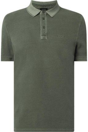 Koszulka polo o kroju modern fit z bawełny - Ceny i opinie T-shirty i koszulki męskie NTFC