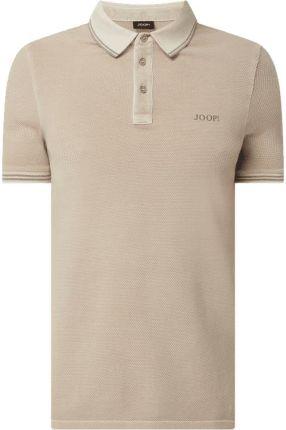 Koszulka polo o kroju modern fit z bawełny - Ceny i opinie T-shirty i koszulki męskie JHFS