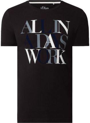 T shirt z bawełny - Ceny i opinie T-shirty i koszulki męskie QZMP