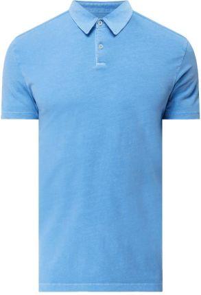Koszulka polo z bawełny ekologicznej - Ceny i opinie T-shirty i koszulki męskie BDAH