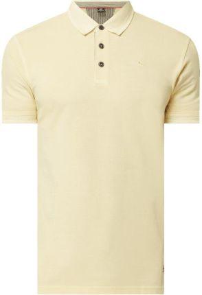 Koszulka polo z bawełny - Ceny i opinie T-shirty i koszulki męskie HABF