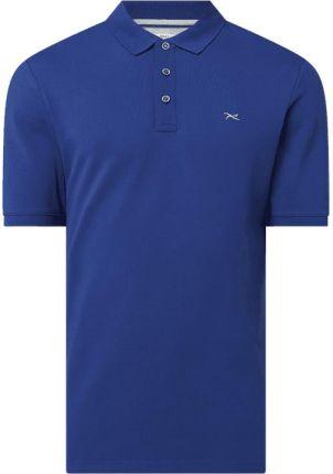 Koszulka polo z dodatkiem streczu model 'Pete' - Ceny i opinie T-shirty i koszulki męskie DMLD