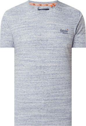 T shirt melanżowy - Ceny i opinie T-shirty i koszulki męskie QEJI