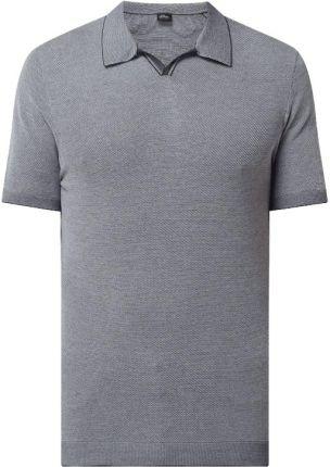 Koszulka polo z bawełny - Ceny i opinie T-shirty i koszulki męskie IHVW