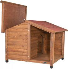 Budy i legowiska dla psow ceneopl for Trixie dog house insulation