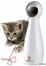 Zooplus Laserowa zabawka dla kota FroliCat Bolt - Biała