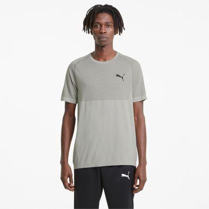 PUMA Męski T shirt EvoKNIT RTG Basic, rozmiar XS, Odzież - Ceny i opinie T-shirty i koszulki męskie LWIH