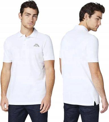 Męska Koszulka Sportowa Polo Kappa PolÓwka 303173 - Ceny i opinie T-shirty i koszulki męskie YOCA