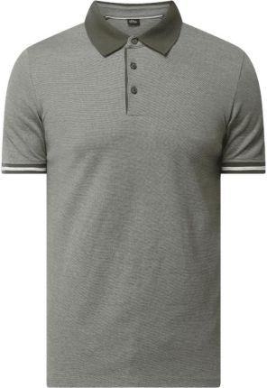 Koszulka polo z mieszanki bawełny - Ceny i opinie T-shirty i koszulki męskie XQSZ