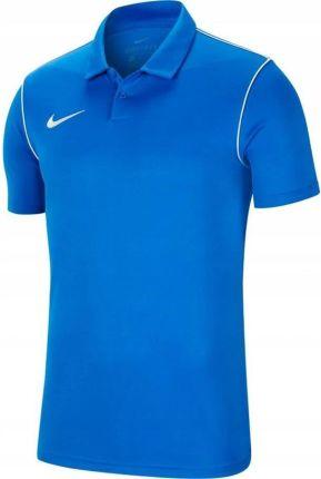 Koszulka Nike Polo Dri Fit Park 20 BV6879 463 - Ceny i opinie T-shirty i koszulki męskie RRLD