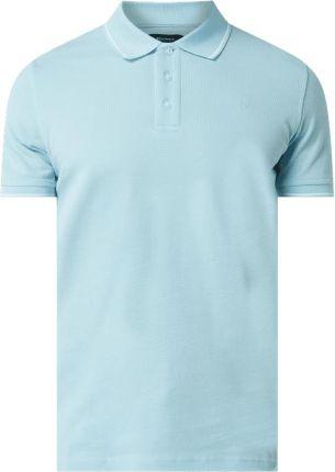 Koszulka polo z piki model 'Poleo' - Ceny i opinie T-shirty i koszulki męskie MOKF