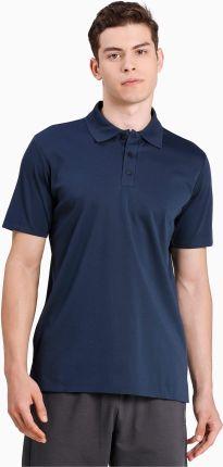 PUMA Męska Koszulka Polo Porsche Design, Niebieski, rozmiar XS, Odzież - Ceny i opinie T-shirty i koszulki męskie MGXU