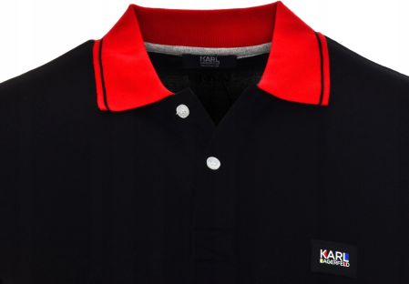 Koszulka Polo Karl Lagerfeld KL20MPL01 PolÓwka 24h - Ceny i opinie T-shirty i koszulki męskie HKTD