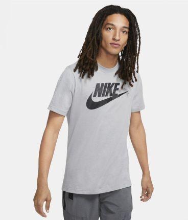 Nike T shirt męski Nike Sportswear Air Max Szary - Ceny i opinie T-shirty i koszulki męskie BMQF